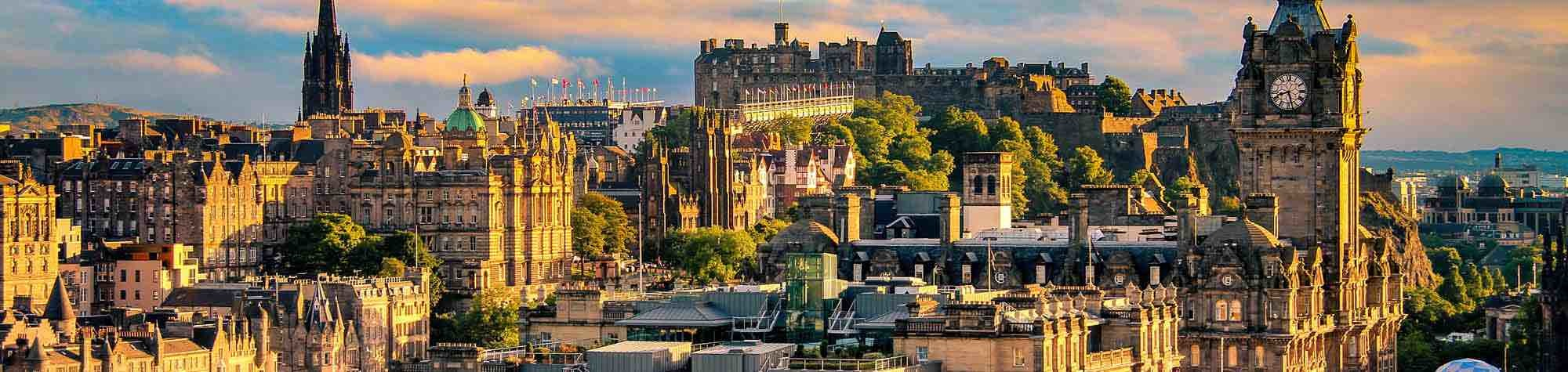 Search Consultancy Edinburgh City Centre Image.