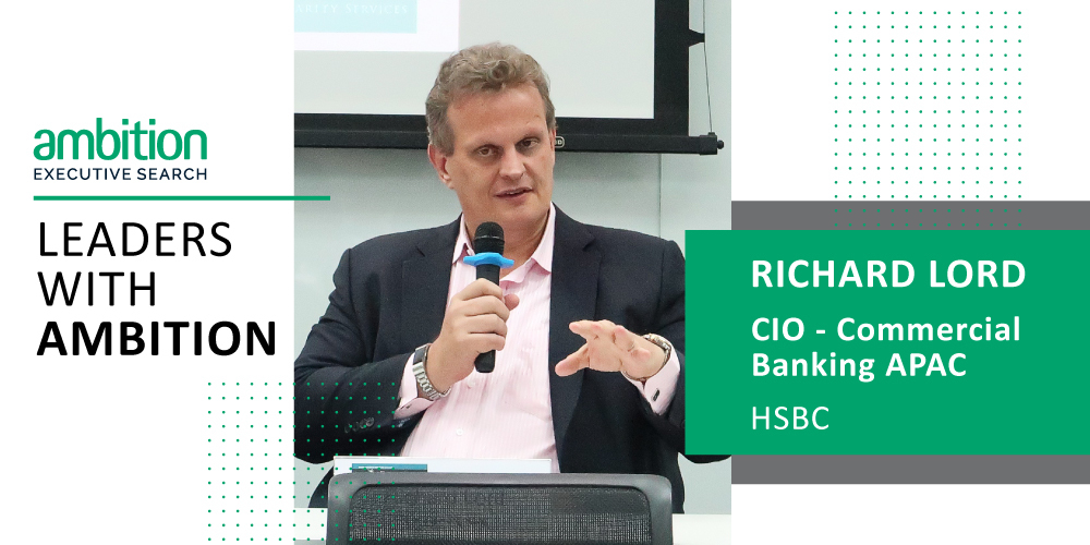 Leaders with Ambition - An interview with Richard Lord of