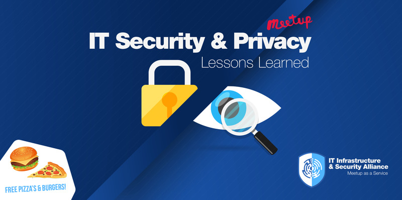 IT Security & Privacy event banner small