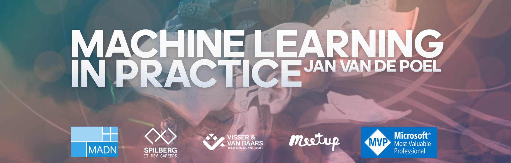Event: Machine Learning in Practice!