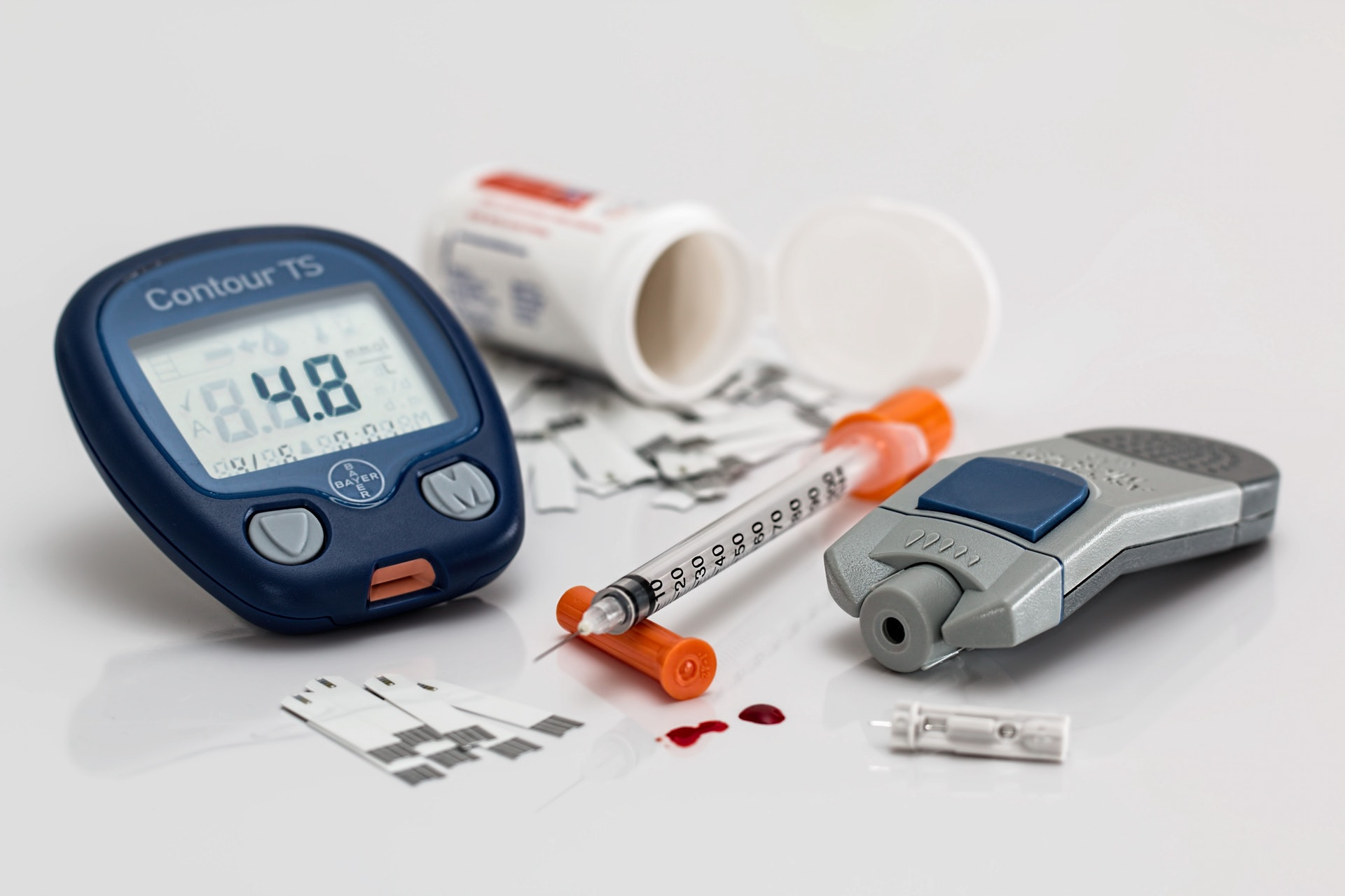 Diabetes Testing Equipment - Biomedical Engineers - The 14 Best Engineering Jobs For The Future