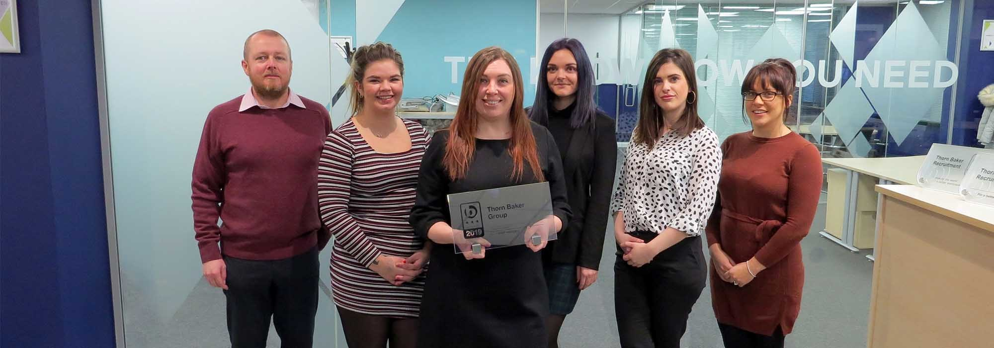 Thorn Baker Group Achieves a Three Star Accreditation from Best Companies
