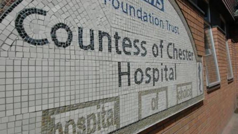 e67acb3355 Chester hospital gets green light for £2m A&E extension - Quad ...