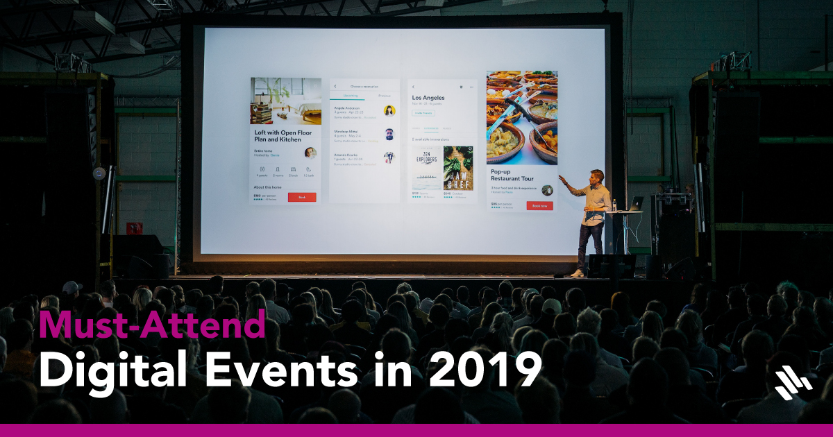 2018 Digital Events: Must-Attend Conferences in the UK - Creative