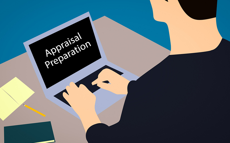 How should I prepare for a work appraisal?