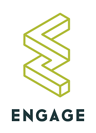 Engage, a recruitment software provider, logo