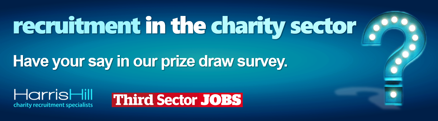 84ac4edc0d5 Have your say on charity recruitment and win £150 at Amazon ...
