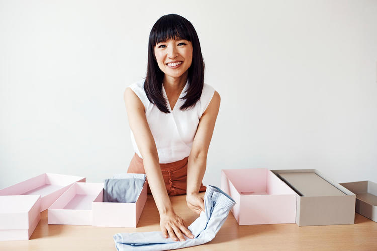 What can we learn Marie Kondo blog