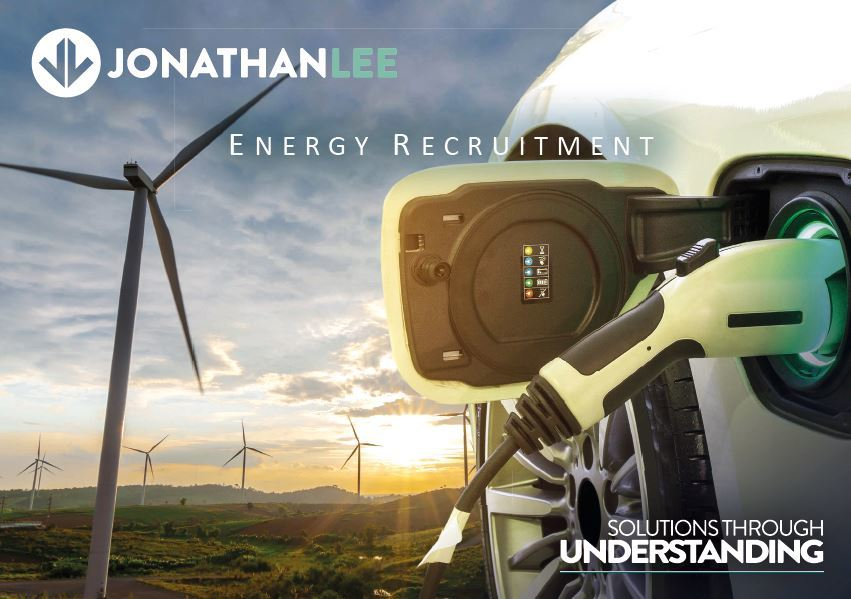 Jonathan Lee Recruitment's power generation and energy brochure