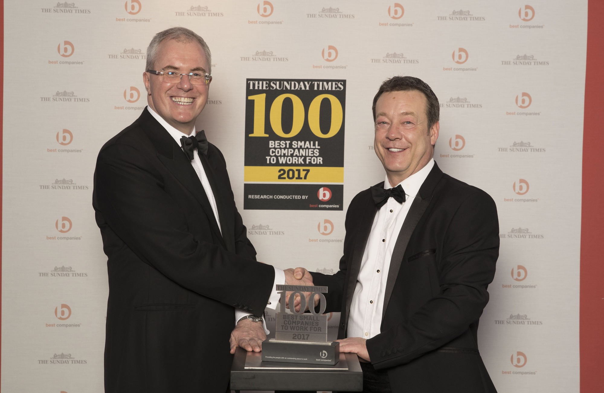 Steve is awarded the IOD Highly Commended Director of the year award. Swanstaff place again in the Recruiter Fast 50 in 9th position, in the Sunday Times 100 Best Companies List for the 2nd time, in the 1000 Companies to Inspire Britain and launch our Bedford Borough Swan Family Centre.