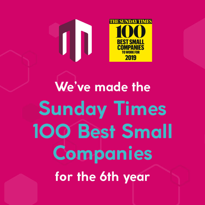 The Sunday Times Best 100 Companies