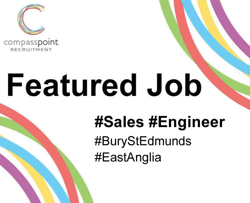 Senior Sales Engineer, Bury St Edmunds