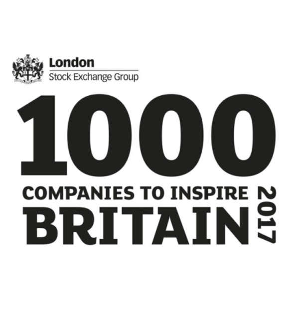 Swanstaff Recruitment are listed one of the 1000 companies to inspire Britain