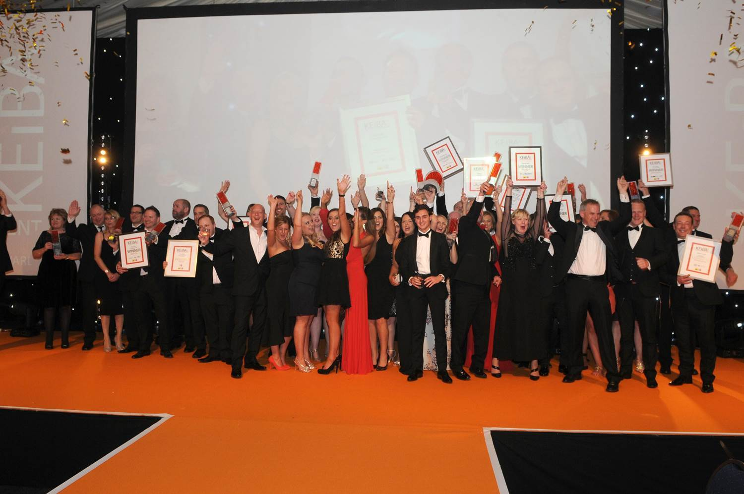 Swanstaff Recruitment makes history at the Kent Excellence in Business Awards