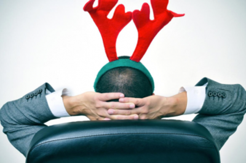 How to turn a Christmas temp job into a career