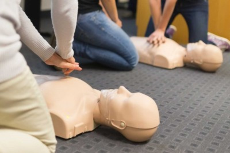 Why is it important for employees to have first aid training?