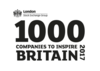1000 companies to inspire britain logo 2017