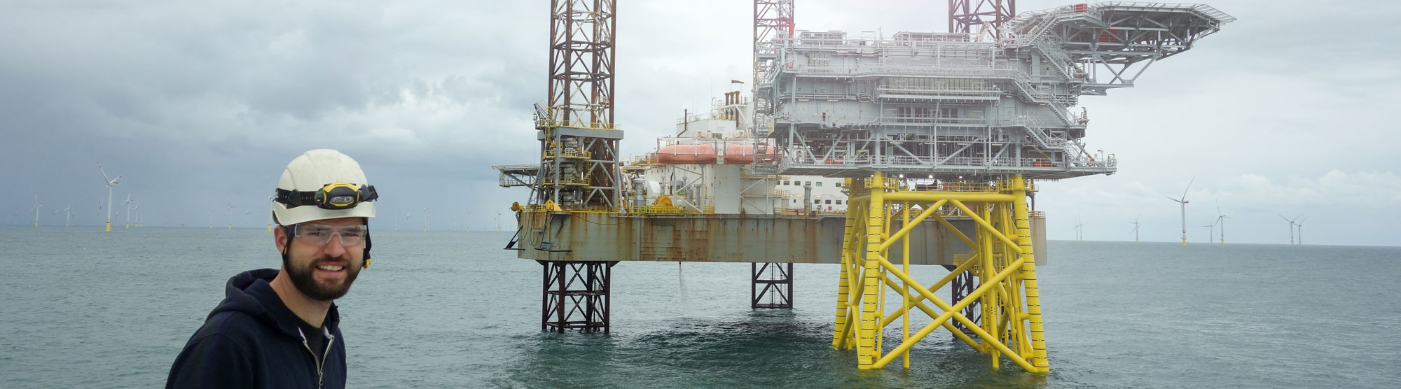 Oil rig life - what's it like living on an offshore oil platform