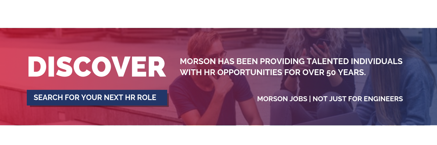 Discover HR Jobs with Morson