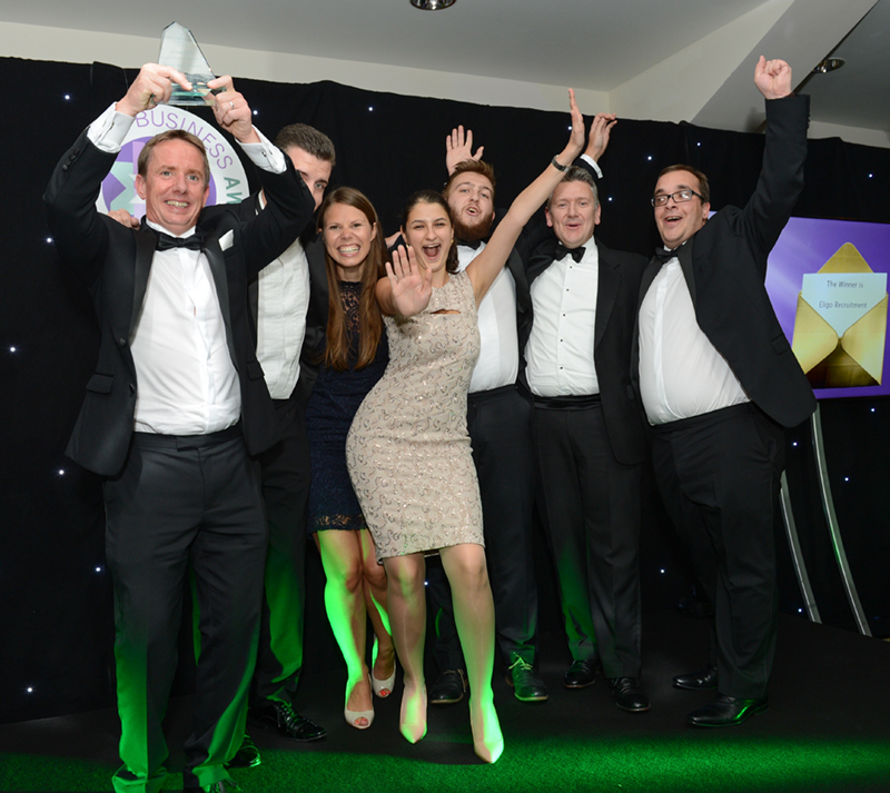 Best Business in SW19 and Best Enterprising Business at Merton Best 2015