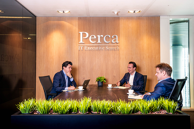 Perca IT consultants meeting