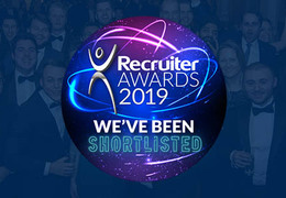 "We were shortlisted for the ""Best Client Service"" at the Recruiter Awards. Here's why."