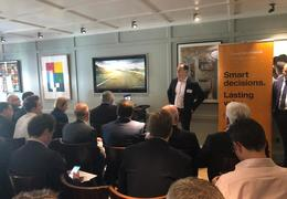 Press Release – 'Going for Growth' - Mergers & Acquisitions Conference – May 2018