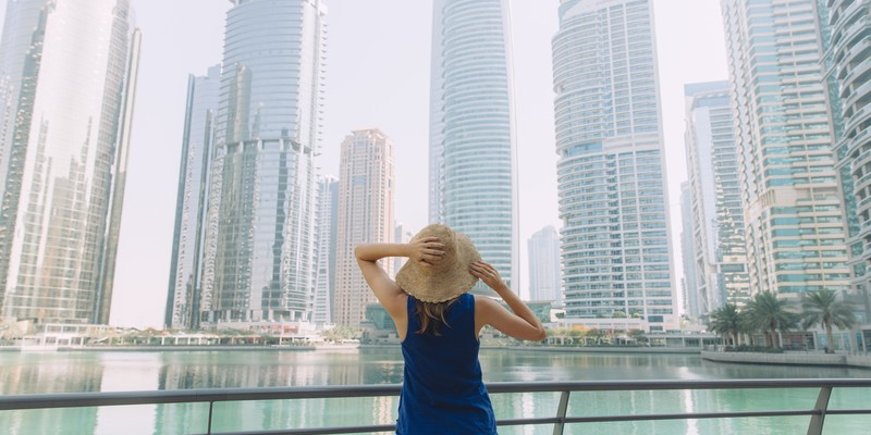 Life in Dubai for a female citizen… - Discovered