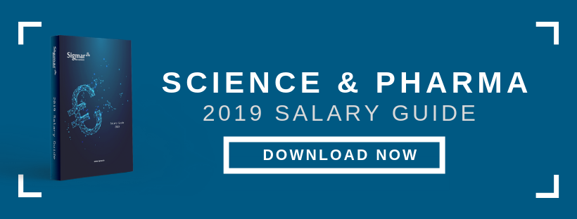 Science & Pharma Jobs - Market Overview 2019 | Sigmar Recruitment