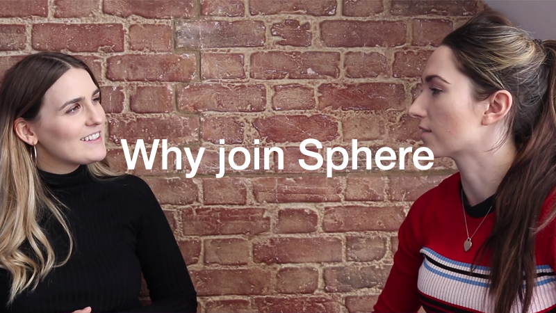 Why join Sphere