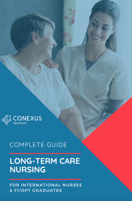 To help you recognize what to expect from a career in long-term care nursing, download our free Guide to Long-Term Care Nursing Careers today.