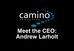 Meet the CEO: Andrew Larholt