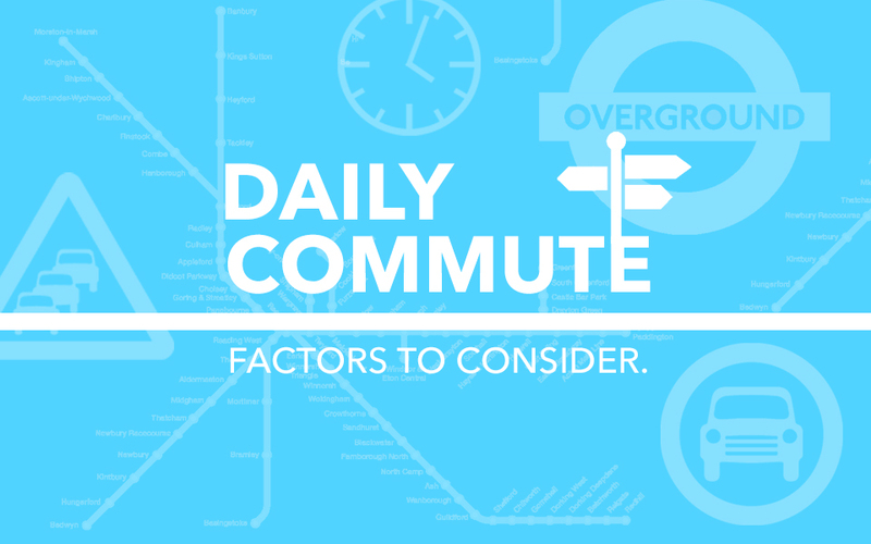 Daily Commute- Things to consider when looking at a new role