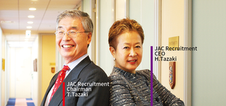 JAC Recruitment CEO Tazaki