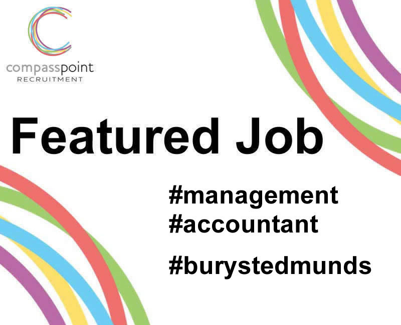 Management Accountant job in Bury St Edmunds, Suffolk