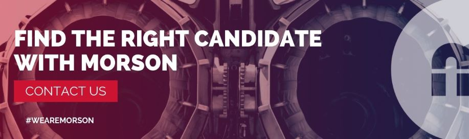 Find the right candidate with Morson