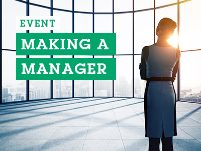 Making A Manager Event