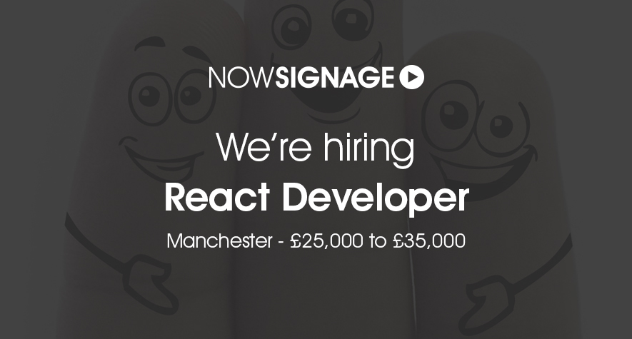 React Developer Manchester