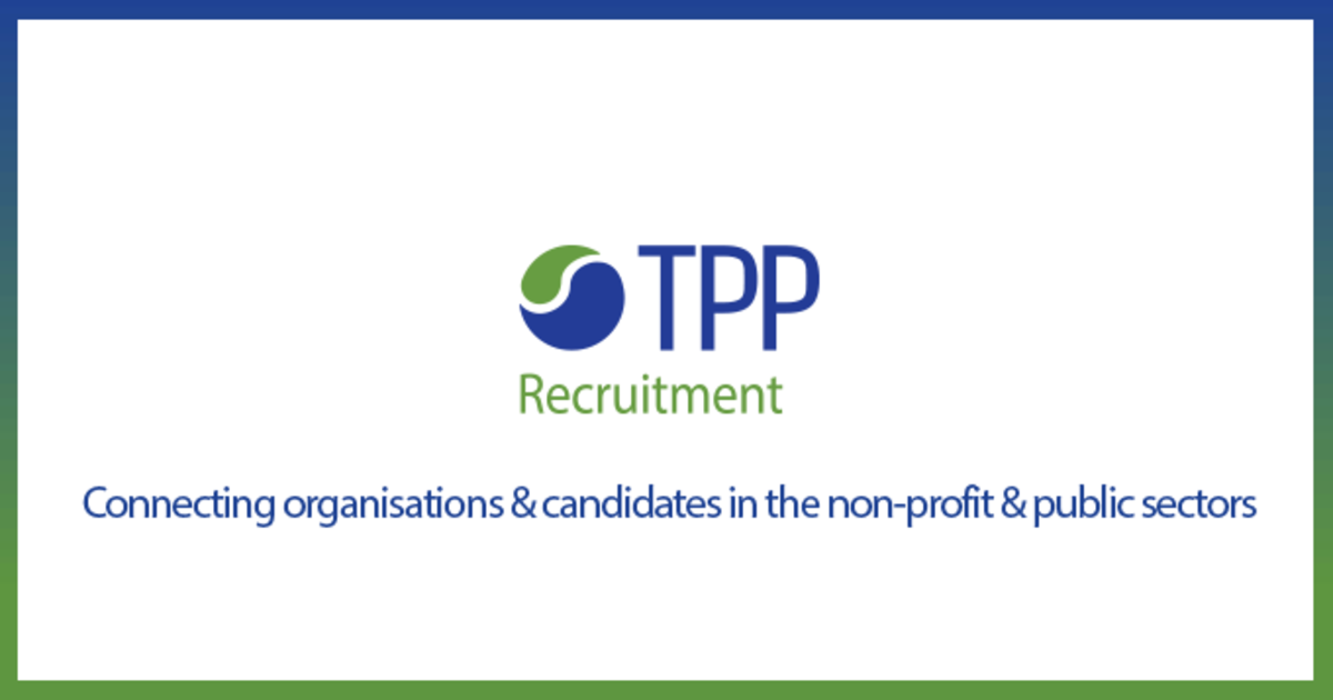 TPP Recruitment | Non-Profit and Public Sector Recruitment