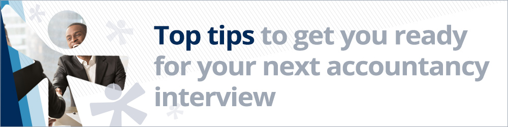 preparing for your next accountancy interview