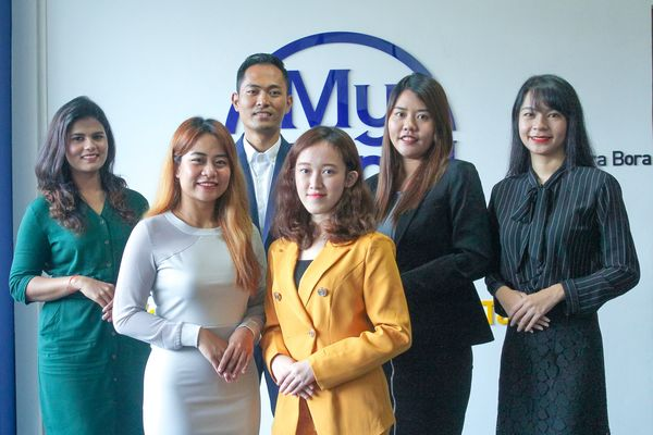 MyWorld Careers Myanmar - Human Resources, Admin and Legal Recruitment Team