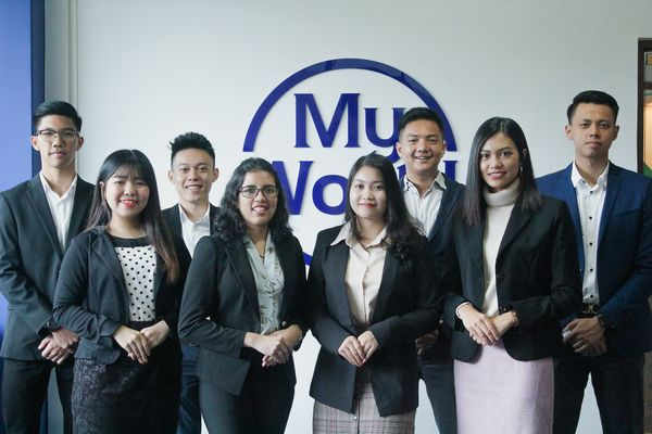 MyWorld Careers Myanmar - B2B Sales and Marketing Recruitment Team