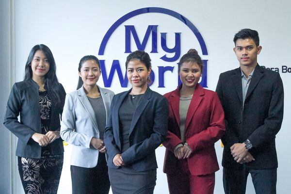 MyWorld Careers Myanmar - B2C Sales and Marketing Recruitment Team