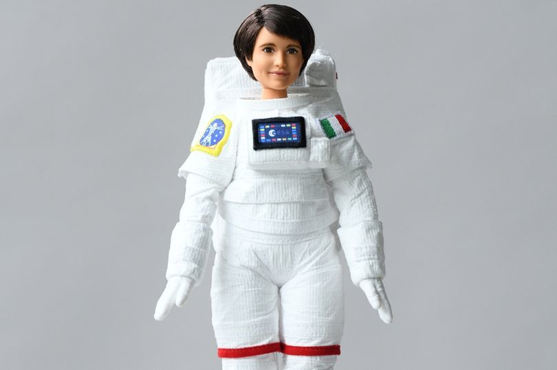 The European Space Agency and Barbie team up to encourage girls into space