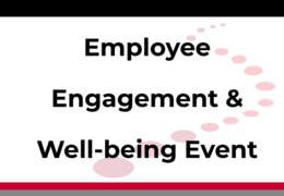 Employee Engagement & Well-being Event - Meet the Speakers!