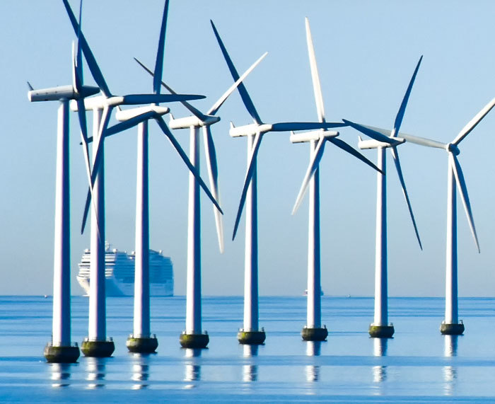 Astute Technical - Offshore wind farm