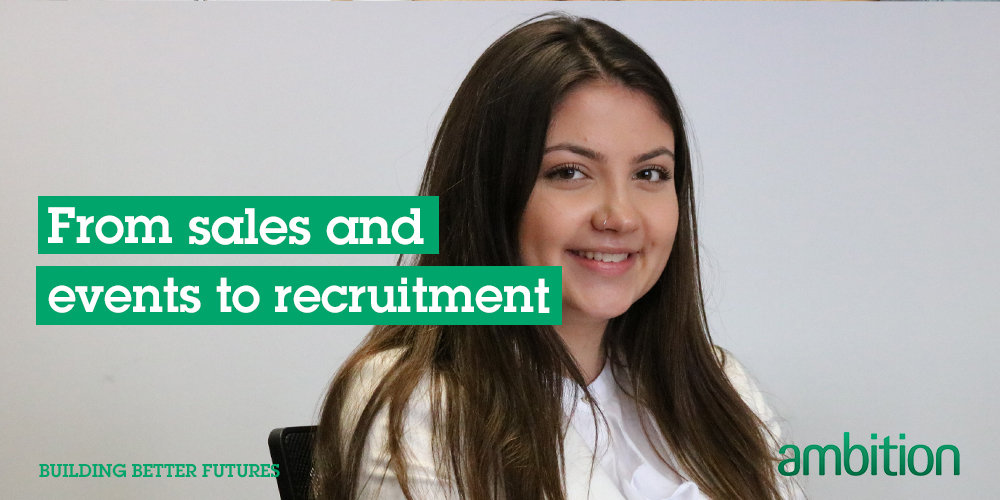 From sales and events to recruitment