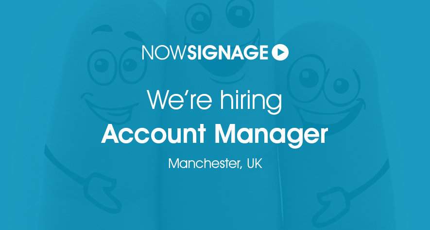 NowSignage Account Manager
