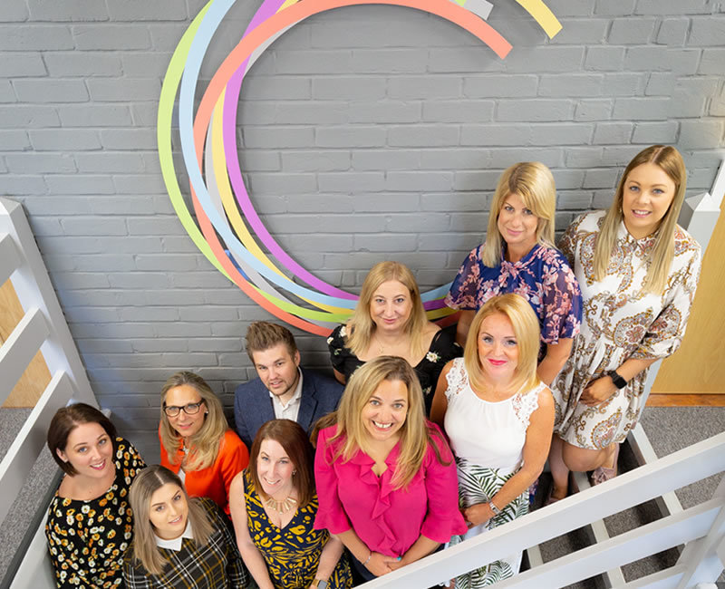 New offices at Compass Point Recruitment