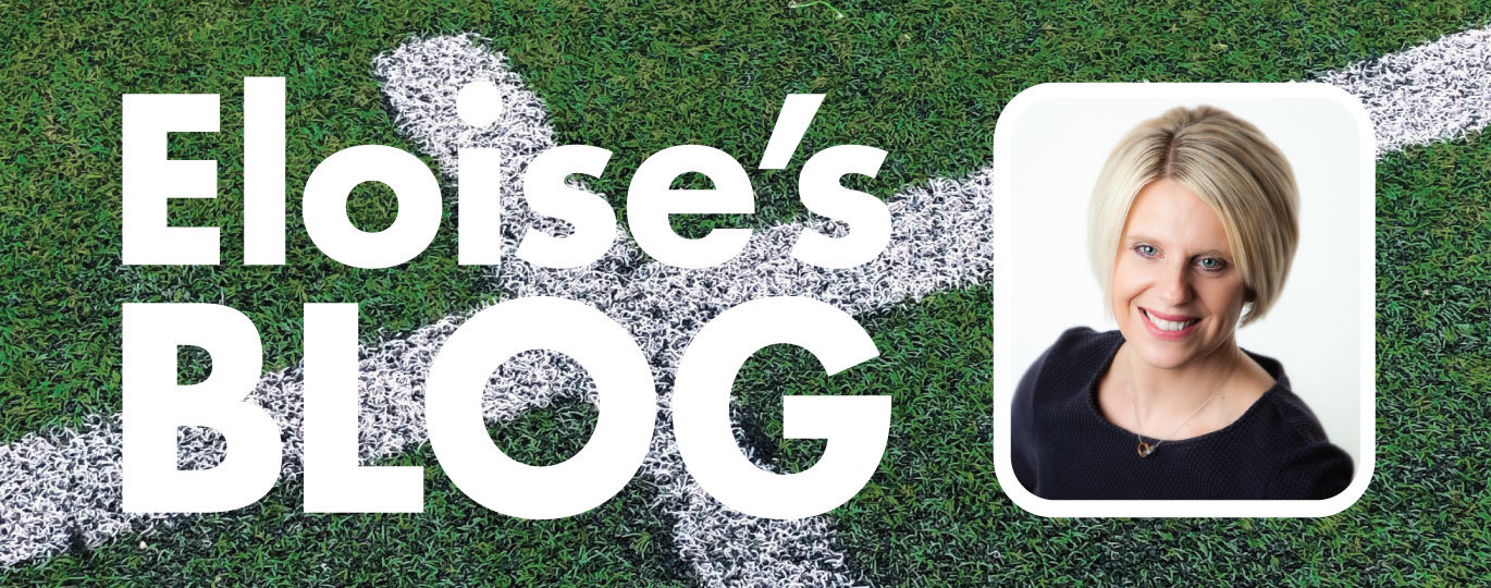 Eloise's Blog rugby pitch image